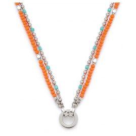 Leonardo 016822 Damen-Halskette Corallo Darlin's