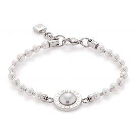 Leonardo 016454 Damen-Armband Matrix Perla