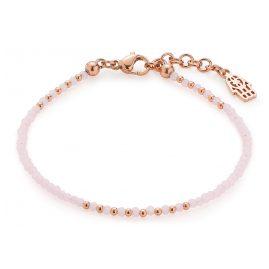 Leonardo 016925 Damen-Armband Rosa