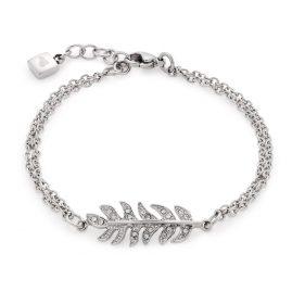 Leonardo 016970 Damen-Armband Piuma