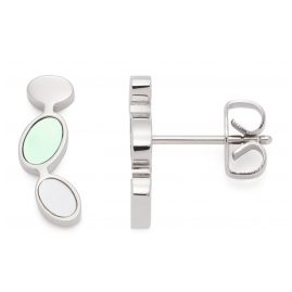 Leonardo 019713 Ladies' Stud Earrings Minea