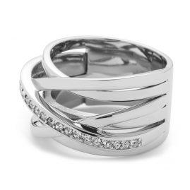 Leonardo 0163 Ladies Ring Verona