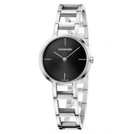 CALVIN KLEIN K8N23146 Ladies Watch Cheers Black