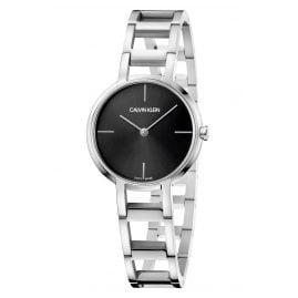 Calvin Klein K8N23141 Damen-Armbanduhr Cheers Black