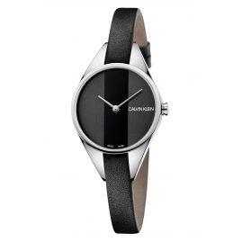 Calvin Klein K8P231C1 Damen-Armbanduhr Rebel Schwarz