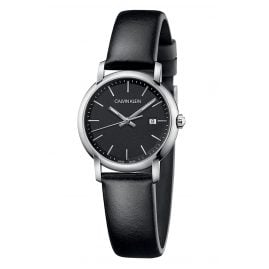 Calvin Klein K9H231C1 Ladies´ Wristwatch Established