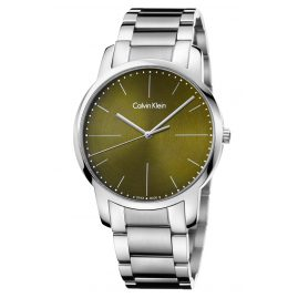 Calvin Klein K2G2G14L Mens Watch City