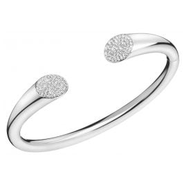 CALVIN KLEIN KJ8YMF0401 Open Ladies Bangle