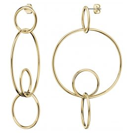 Calvin Klein KJ9PJE1001 Ladies´ Drop Earrings Clink