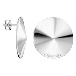 Calvin Klein KJBAME0001 Damen-Ohrstecker Spinner