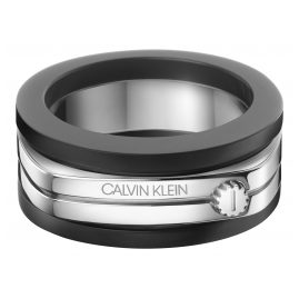 Calvin Klein KJ8AMR2001 Mens Ring Mighty