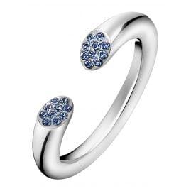 CALVIN KLEIN KJ8YMR0402 Ladies Ring Blue