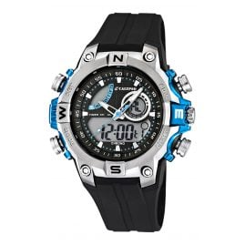 Calypso K5586/2 Digital Chronograph Mens Watch