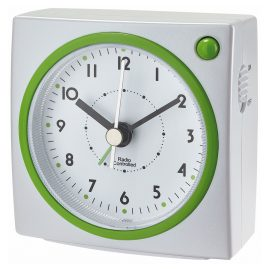 TFA 60.1516.04 Radio-Controlled Alarm Clock