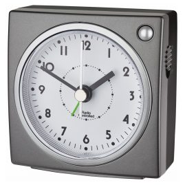 TFA 60.1516.10 Radio-Controlled Alarm Clock