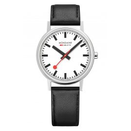 Mondaine A660.30314.11SBB Watch in Unisex Size Classic