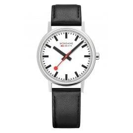 Mondaine A660.30314.11SBB Uhr in Unisex-Größe Classic