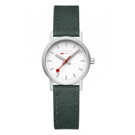 Mondaine A658.30323.17SBS Damen-Armbanduhr SSB Classic Grün