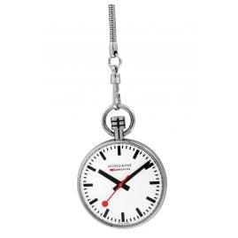 Mondaine Official Swiss Railways Watch - die Offizielle Schweizer Bahnhofsuhr