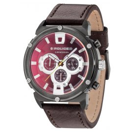 Police PL15047JSU.02 Mens Chronograph Watch Armor II