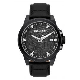 Police PL15398JSB.02 Herrenuhr Polygon