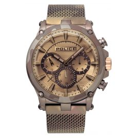Police PL15920JSMBN.20MM Men´s Watch Multifunction Taman