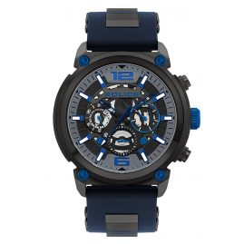 Police PL14378JSU.13P Men's Watch Multifunction Armor