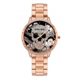 Police PL16067MSR.02M Women's Watch Horta Rose Gold Tone