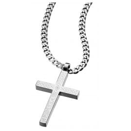 Police PJ25504PSS-01 Sinner Mens Necklace