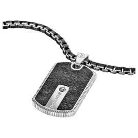 Police PJ25492PSB-01 Hybrid Herren-Halskette