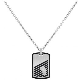 Police PJ26464PSS.01 Men's Necklace Burren