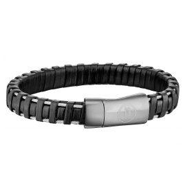 Police PJ25897BLB-01-L Spiral Armband für Herren