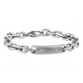 Police PJ26353BSSE.01 Stainless Steel Men's Bracelet Nakuru