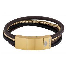 Police PJ26551BSG.02 Men's Bracelet Bolgar