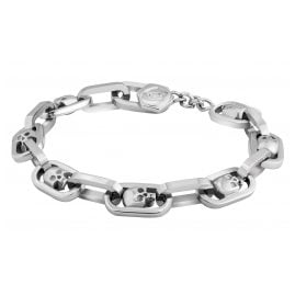 Police PEJGB2008902 Men's Bracelet Stainless Steel Harington