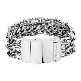 Police PEJGB2112602 Men's Bracelet Stainless Steel