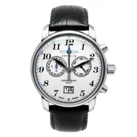 Zeppelin 7686-1 Graf Zeppelin Herren-Chronograph