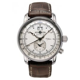 Zeppelin 7640-1 Dual Time Gents Watch