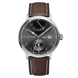 Zeppelin 7062-2 Automatic Mens Watch LZ129 Hindenburg Ed. 1