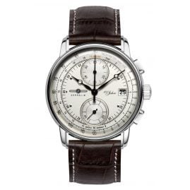 Zeppelin 8670-1 Mens Chronograph 100 Years Zeppelin Ed. 1