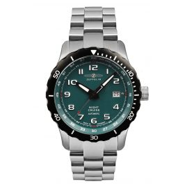 Zeppelin 7264M-3 Automatic Watch for Men Night Cruise