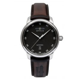 Zeppelin 8652-2 Herrenuhr New Captain's Line Automatic Swiss