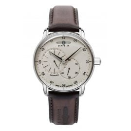 Zeppelin 8662-1 Men's Wristwatch Automatic New Captain's Line