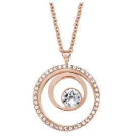 s.Oliver 2015047 Ladies Necklace Rose