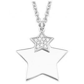 s.Oliver 2018641 Ladies Necklace in Silver