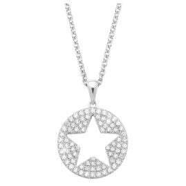 s.Oliver 2026091 Women's Necklace Silver