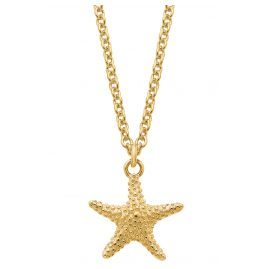 s.Oliver 2026123 Ladies' Necklace Starfish