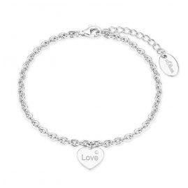 s.Oliver 2026083 Damen-Armband Silber