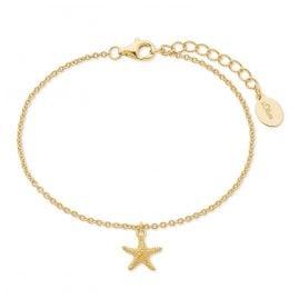 s.Oliver 2026126 Damen-Armband Seestern