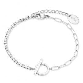 s.Oliver 2028511 Silber Damen-Armband